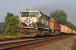 Coal train 664